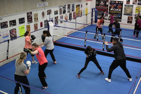 Nouvelle galerie photo Fitness Boxe